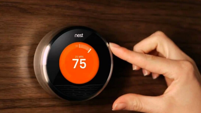 Nest Smart Thermostat helps save energy